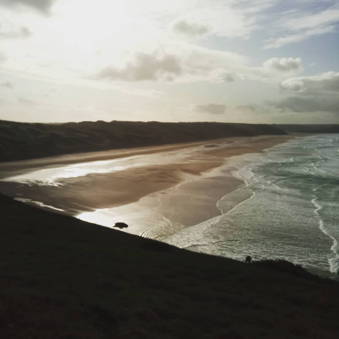 Day 92: November 9th – Perranporth to Newquay